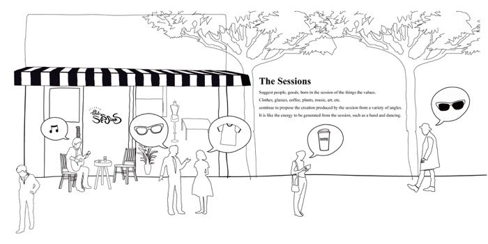 The Sessions SHOP