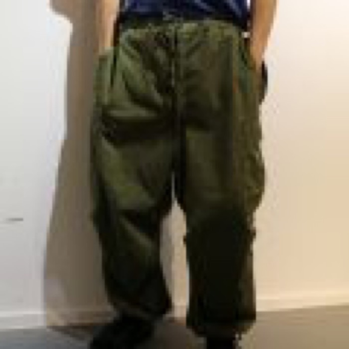 US.ARMY M-51 WIND OVER PANTS
