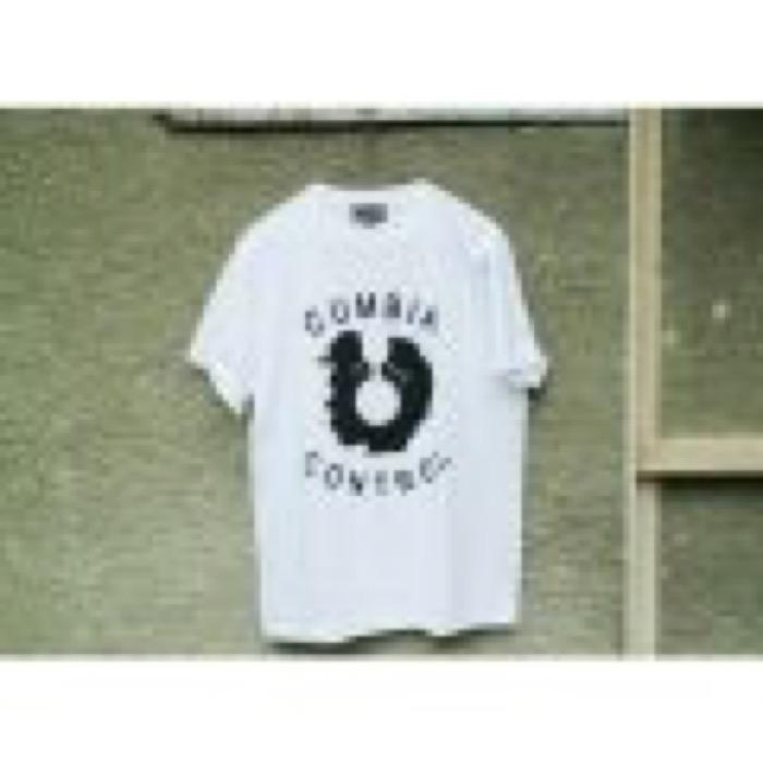 CUMBIA T / White