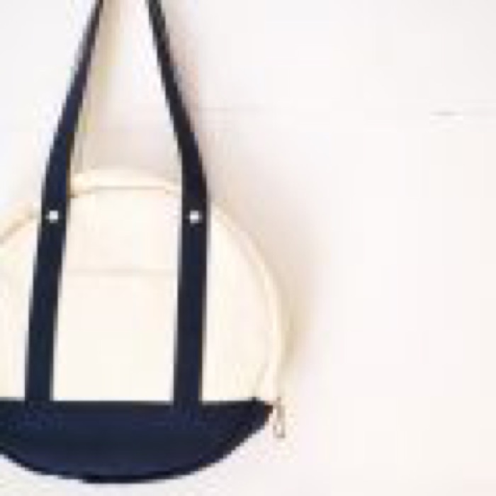 MARU tote bag / Navy