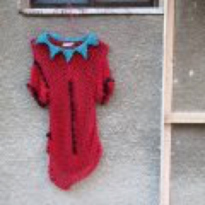 strawberry knit