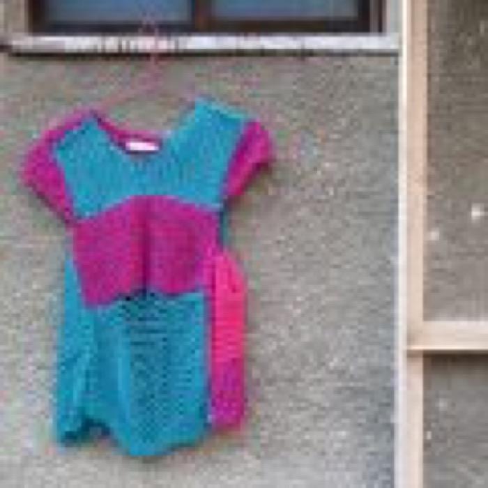完熟前葡萄knit