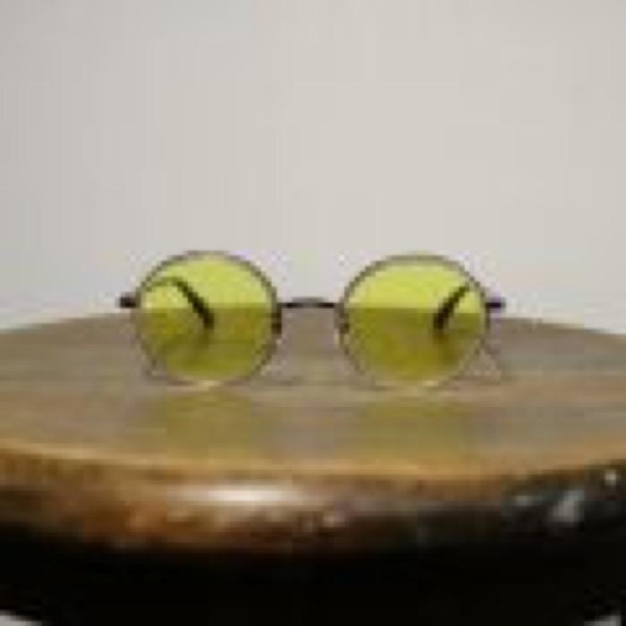 MOJO / Clear×Black / Yellow Lens