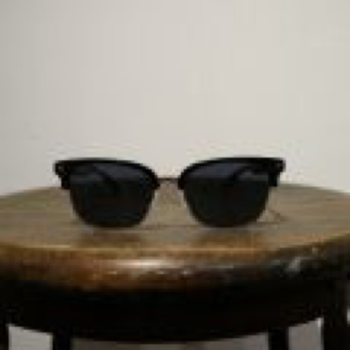 STOMP / Black×Silver / Black Smoke Polarized Lens