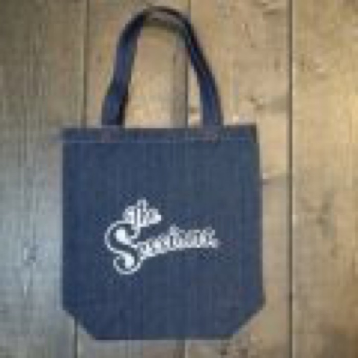 The Sessions Tote Bag / DENIM