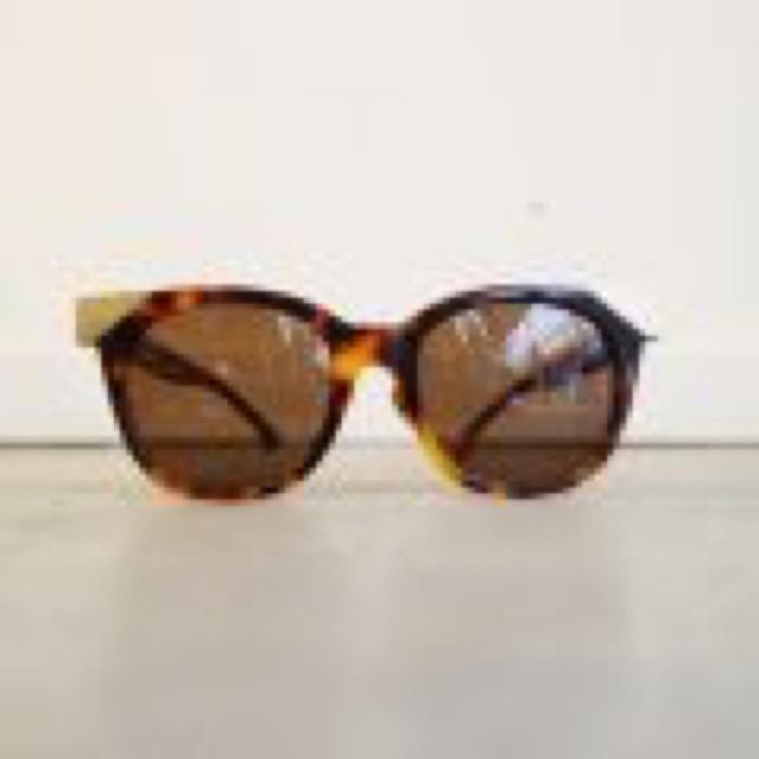 MUDDY / Brown Demi×Gold / Brown Lens