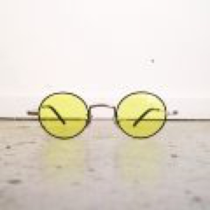 SECT / Black×Silver / Yellow Lens