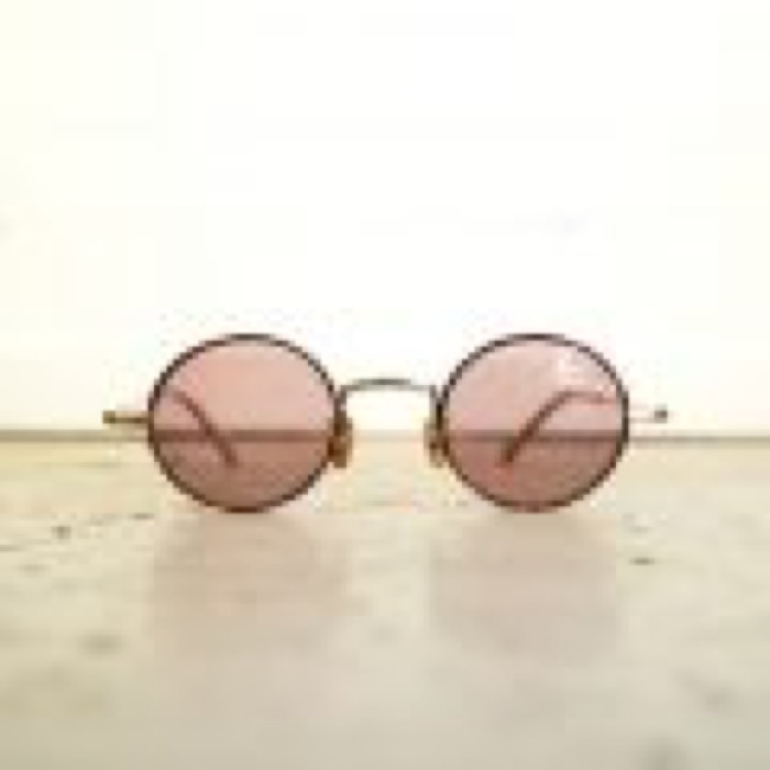SECT / Brown×Gold / Light PINK Lens