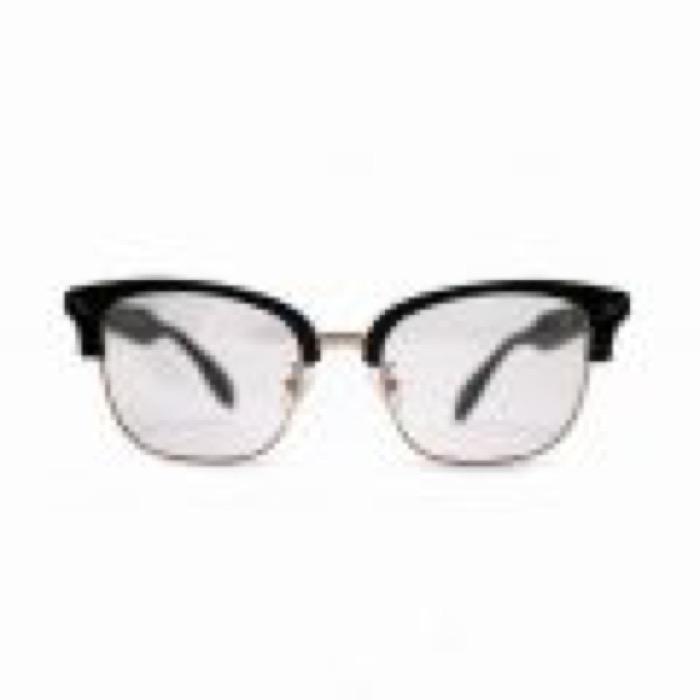 STOMP / Black×Gold / Light Gray Lens