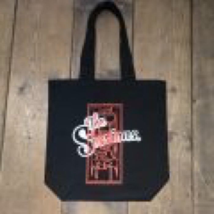 SAMPLING TERROR × The Sessions tote bag
