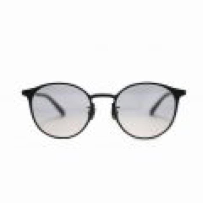 CHELSEA / Matt Black / Light Gray Lens