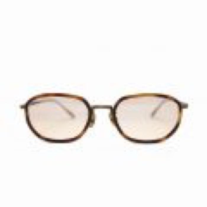 PETE / Havana Brown×Antique Brown / Light Brown Lens