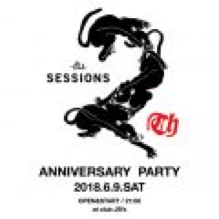 The Sessions 2th Anniversary Party TICKET